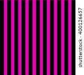 Black Stripes On The Hot Pink...