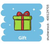 gift icon.vector gift box icon...