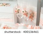 wedding decoraton | Shutterstock . vector #400136461