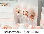 wedding decoraton | Shutterstock . vector #400136461