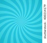 swirling radial pattern... | Shutterstock .eps vector #400214179