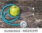 world health day symbolic... | Shutterstock . vector #400241599