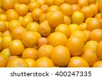 It Is A Lot Of Oranges And...
