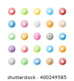 social user interface icons