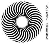 Abstract Spiral  Vortex Elemen...