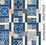 Vector Tiles. Moroccan Tiles...