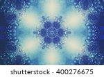 Abstract Water Themed Fractal...