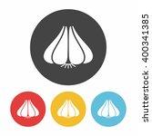 vegetables icon | Shutterstock .eps vector #400341385