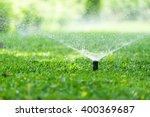 automatic garden lawn sprinkler ...