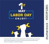 Labor Day Logo Poster  Banner ...