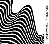 wavy  waving lines. lines ... | Shutterstock .eps vector #400397851