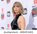 taylor swift at the 2016... | Shutterstock . vector #400451401