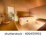 Interior Of Turkish Sauna ...