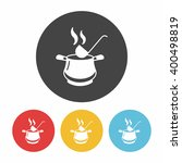 pot icon | Shutterstock .eps vector #400498819