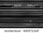 abstract silver background.... | Shutterstock . vector #400572169