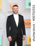 Small photo of LAS VEGAS - APR 3: Sam Hunt at the 51st Academy of Country Music Awards Arrivals at the Four Seasons Hotel on April 3, 2016 in Las Vegas, NV