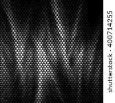 abstract grunge grid polka dot... | Shutterstock .eps vector #400714255