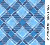 tartan seamless pattern. trendy ... | Shutterstock .eps vector #400717027