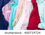 close up of beautiful wrinkle... | Shutterstock . vector #400719724