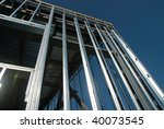 steel framing 2 | Shutterstock . vector #40073545
