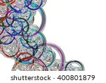 wonderful abstract illustrated... | Shutterstock . vector #400801879
