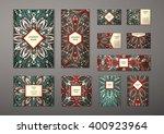 big templates set. business...   Shutterstock .eps vector #400923964