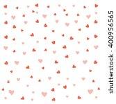 love pattern. cute pattern for... | Shutterstock .eps vector #400956565