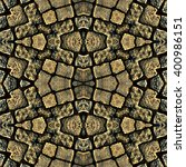 kaleidoscope abstract...   Shutterstock . vector #400986151