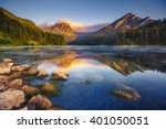 Small photo of Fantastic views of the turquoise Lake Obersee under sunlight. Dramatic and picturesque scene. Location famous resort: Nafels, Mt. Brunnelistock, Swiss Alps. Europe. Artistic picture. Beauty world.