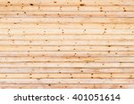 wood pine planks lite brown... | Shutterstock . vector #401051614