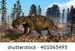 Euoplocephalus Dinosaur   3d...