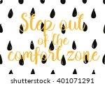 motivational and inspirational... | Shutterstock .eps vector #401071291