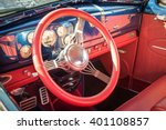 colorful interior detail of a... | Shutterstock . vector #401108857