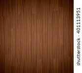 vector texture of wooden dark... | Shutterstock .eps vector #401113951