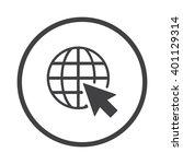 web icon jpg | Shutterstock .eps vector #401129314