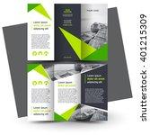 brochure design  brochure... | Shutterstock .eps vector #401215309