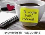 The Sentence Ti Voglio Benne...