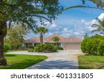 typical southwest florida... | Shutterstock . vector #401331805