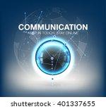 infographic elements.... | Shutterstock .eps vector #401337655
