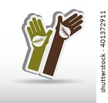 eco friendly design  | Shutterstock .eps vector #401372911