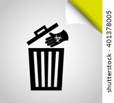 eco friendly design  | Shutterstock .eps vector #401378005