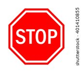 stop sign  stop sign vector ...