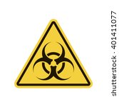 Biohazard Sign. Vector...