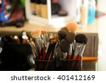 professional cosmetics for make ... | Shutterstock . vector #401412169