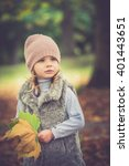beautiful young girl having fun ...   Shutterstock . vector #401443651