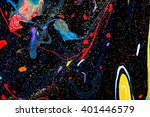 closeup view of an original... | Shutterstock . vector #401446579