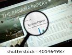 montreal  canada   april 5 ...   Shutterstock . vector #401464987