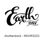 earth day design | Shutterstock .eps vector #401492221
