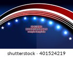 american curve template... | Shutterstock .eps vector #401524219
