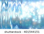 set of abstract backgrounds blue | Shutterstock . vector #401544151